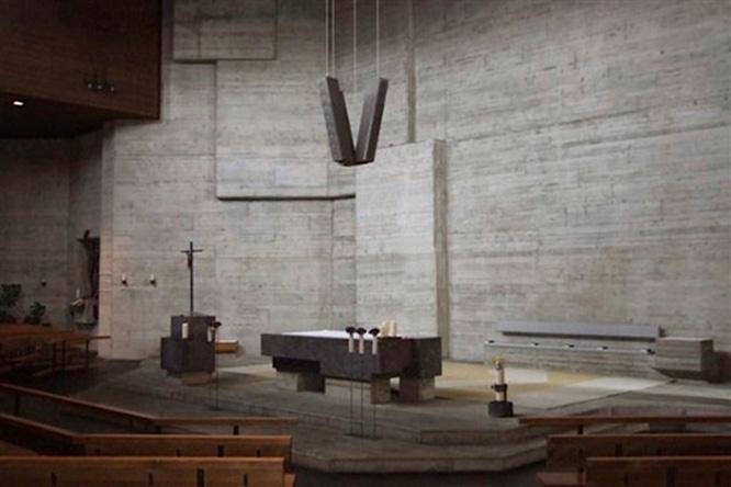 CATHOLIC CHURCH BUCHS-ROHR, Aargau