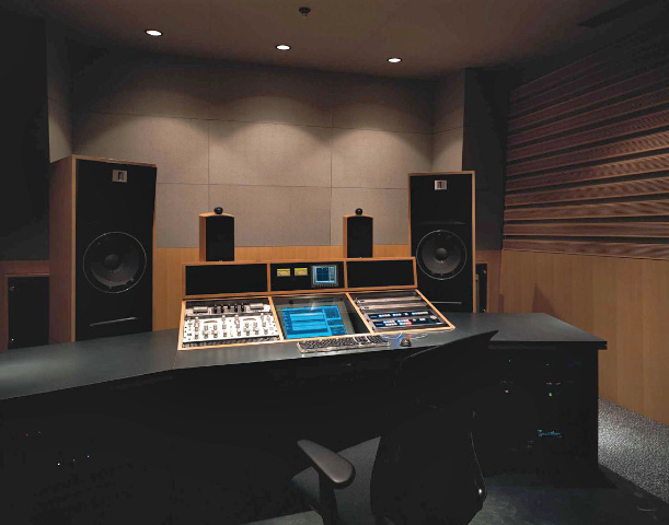 SONY MUSIC STUDIOS TOKYO: MASTERING STUDIOS